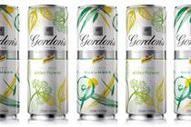 Gordon's Gin unveils major innovation push