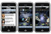 Brands ramp up spend on mobile ad platforms