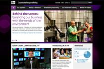 ITV relaunches responsibility website