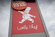 Little Chef builds on Heston Blumenthal revamp with new branding