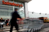 Sainsbury's buys HMV's stake in e-book retailer