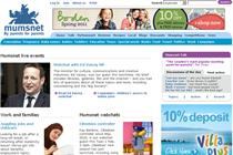Mumsnet boosts brand appeal with user-review awards