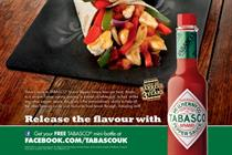 Tabasco aims to educate consumers about its flavour-enhancing qualities