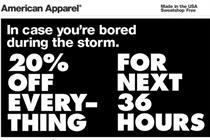 Why a natural disaster is never a marketing opportunity