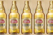 Stella to launch UK cider brand