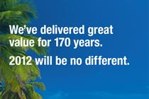 Thomas Cook launches crisis ad campaign