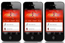 Nike takes on Adidas in battle of training apps