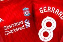 Standard Chartered defends Liverpool FC sponsorship