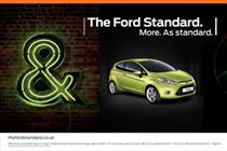Ford rethinks ad plans to emphasise 'quality'