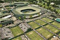 Wimbledon queue attracts sponsors