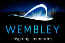 Wembley rebrands to help sponsor search