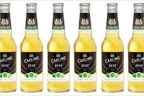 Molson Coors rolls out Carling Zest citrus beer