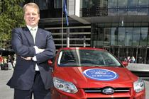 Ford promotes marketer Mark Ovenden to top GB role