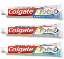 Colgate-Palmolive sues Johnson & Johnson for 'violating' its Total toothpaste brand name