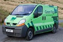 Green Flag campaign mimics car repair manual