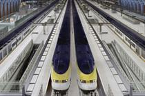 Eurostar revenues up thanks to ash cloud disruption