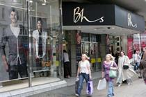 BHS plans food store rollout after successful pilot
