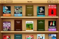 Apple launches interactive textbooks for iPad