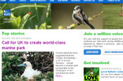 RSPB shifts from direct mail to online appeals