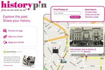 Google launches historical photography website