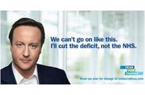 Labour Party campaign funding on the slide as Tories launch poster offensive