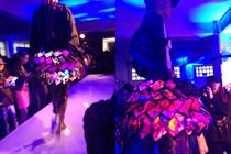 London Fashion Week: Nokia and Fyodor Golan create 'world's first' smart skirt