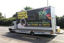 Govt considers reviving banned 'go home' immigration van ad