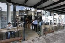 Tesco-backed Harris+Hoole coffee chain to close six stores