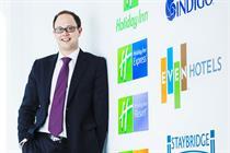 IHG names David Collyer as new UK marketing director