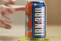 Irn-Bru owner AG Barr shrugs off sugar tax and announces recipe changes ... and more