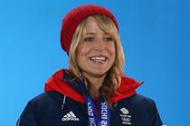 Adidas tweets congratulations to snowboarder Jenny Jones