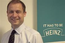 Heinz promotes UK CMO Giles Jepson to European role