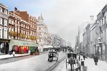 John Lewis walks consumers through its history to celebrate 150 years of business