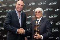 Johnnie Walker signs up as 'Official Whisky' of Formula 1