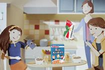 Kellogg's launches first-ever 'master brand' TV campaign