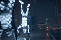 LED-lit figures scale Kuala Lumpur skyline in dazzling new Lexus work