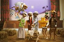 Meerkats welcome baby in Christmas Day Comparethemarket.com ad