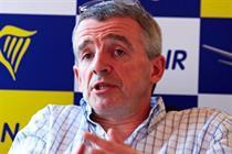Ryanair's latest customer service approach helps drive 152% profit climb
