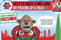 PG Tips' Monkey to climb The Shard for Red Nose Day