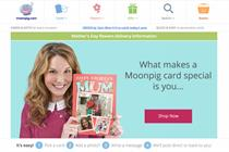 Moonpig says sorry for Mother's Day delivery failures ... and more