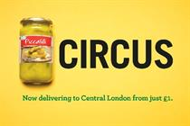 Morrisons' pun-tastic ads show off new London delivery service