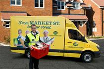 Morrisons online food exec George Dymond seeks exit weeks after joining company