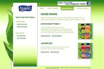 PepsiCo Naked Juices rapped for exaggerating health claims