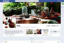 Next named top retailer for social media customer service