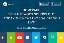 'Homeless media' will make media companies like Buzzfeed homeless