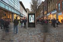 Digital screens bring branding innovation