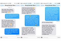 Paddy Power tweets 'wrong number' prank conversation