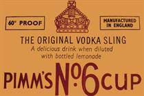 Diageo bows to consumer pressure and brings back Pimm's No 6 Vodka Cup