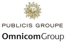 Omnicom and Publicis-owned agencies