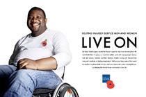 Royal British Legion honours today's armed forces community in Rankin-shot ads